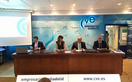 La Confederación Vallisoletana de Empresarios y la Cámara Franco-Española de Comercio