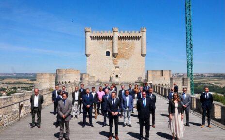 Encuentro empresarial CEOE Valladolid - Diputación de Valladolid